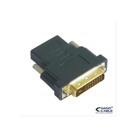 ADAPTADOR USB 2.0 A/M-MICRO B/M NANOCABLE