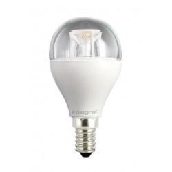 BOMBILLA LED INTEGRAL MINI GLOBE E14 6.5W 270