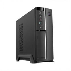 CAJA SLIM TOOQ TQC-3005U3 MINI-ITX/MATX NEGRA 500W