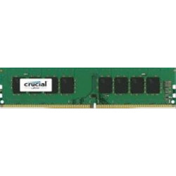 MODULO DDR4 8GB 2400MHZ 1.2V CL17 CRUCIAL SINGLE RANK
