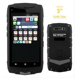 """PDA SEYPOS Z20 BLACK 1YW 5"""" DUAL SIM 4300MAH"""
