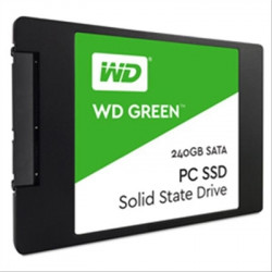 "SSD 2.5"" 240GB WD GREEN SATA3 R540/W430 MB/s"