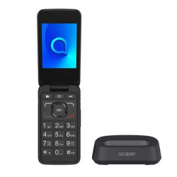 TELEFONO MOVIL ALCATEL 30.26X NEGRO·