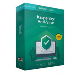 KASPERSKY ANTIVIRUS 2020 3 LICENCIAS