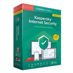 KASPERSKY INTERNET SECURITY 2020 3 LIC. M.DEV RENOV.