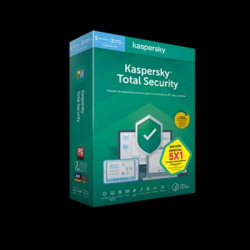 KASPERSKY ANTIVIRUS TOTAL SECURITY 2020 5 DISPOSITIVOS 1AÑO
