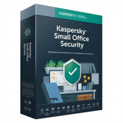 ANTIVIRUS KASPERSKY SMALL OFFICE SECURITY 10 PCS/MOVILES + 1 SERVIDOR