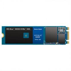 SSD M.2 2280 500GB WD BLUE SN550 NVME PCIE3.0x4 R2400/W1750 MB/s