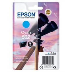 TINTA EPSON CYAN 502