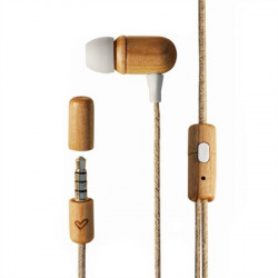 ENERGY SISTEM EARPHONES ECO CHERRY WOOD (MIN·