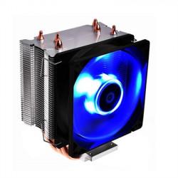 VENTILADOR CPU UNIVERSAL COOLBOX TWISTER III LED