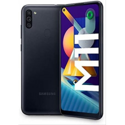 "SMARTPHONE SAMSUNG M115 GALAXY M11 3GB 32GB 6.4"" NEGRO"