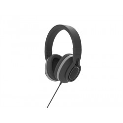 AURICULARES + MICROFONO COOLBOX EARTH05 NEGRO