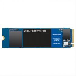 SSD M.2 2280 1TB WD BLUE SN550 PCIE NVME R2400/W1950MB