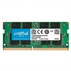 MODULO DDR4 8GB 2666MHZ CRUCIAL CL19 1.2V PC4-21300