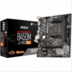PLACA AM4 MSI B450M-A PRO MAX