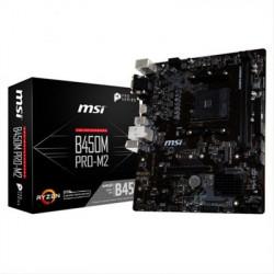 PLACA BASE MSI B450M PRO-M2 MAX AM4 DDR4