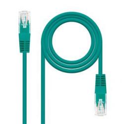 CABLE USB 2.0 A/M-MICRO USB B/M 1.8M NEGRO NANOCABLE