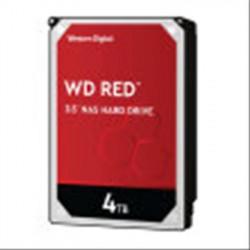 """HD 3.5"""" WESTERN DIGITAL 4TB SATA 3 256MB RED"""
