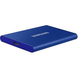 """HD EXTERNO SSD 2.5"""" 2TB SAMSUNG T7 BLUE USB3.2 Gen.2"""