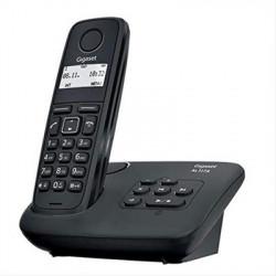 TELEFONO INALAMBRICO GIGASET AL117 NEGRO