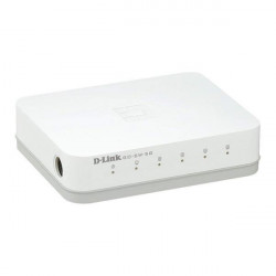 SWITCH 5 PUERTOS GIGABIT GO-SW-5G D-LINK