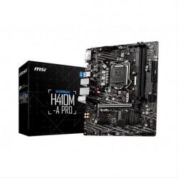 PLACA I3/I5/I7 MSI H410M-A PRO DDR4 SOCKET 1200