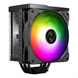 VENTILADOR CPU UNIVERSAL ABKONCORE COOL STORM T408B BLACK