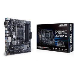 PLACA BASE ASUS PRIME A320M-A SOCKET AM4·