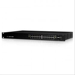 UBIQUITI SWITCH POE 24 PUERTOS GIGABIT 2SFP·