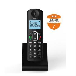 TELEFONO INALAMBRICO ALCATEL F685 NEGRO