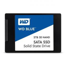 """SSD 2.5"""" 2TB WD 3D NAND BLUE R560/W530 MB/s"""