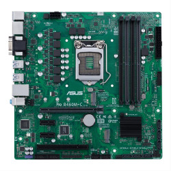 PLACA BASE ASUS PRO B460M-C/CSM SOCKET 1200