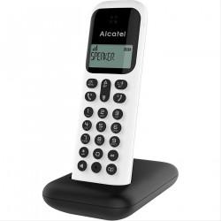 TELEFONO INALAMBRICO ALCATEL D285 NEGRO/BLANCO