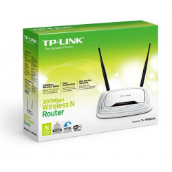 ROUTER WIRELESS 300Mbps TP-LINK TL-WR841N