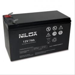 NILOX BATTERIA PER UPS 12V 7AH·