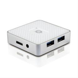HUB USB 3.0 CONCEPTRONIC 4 PUERTOS USB 3.0 BLANCO