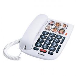 TELEFONO SOBREMESA ALCATEL TMAX10 TECLAS GRANDES