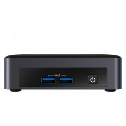 BAREBONE INTEL NUC 8 PRO KIT MINI PC i5-8365U SODIM-DDR4L SSD M.2