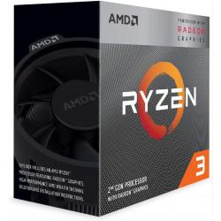 AMD RYZEN 3 3200G 3.6GHZ 4 CORE 6MB SOCKET AM4 BULK MULTIPACK + DISIPADOR
