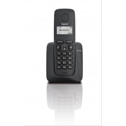 TELEFONO INALAMBRICO GIGASET SI-A116 BLACK