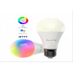 PACK 2 BOMBILLAS LED INTELIGENTE WIFI RGB 10W
