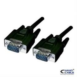 CABLE SVGA HDB15/M-HDB15/M, 3M NANOCABLE