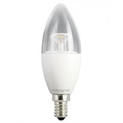 BOMBILLA LED INTEGRAL CANDLE E14 6.5W 2700K
