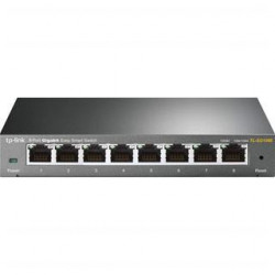 SWITCH 8 PUERTOS GIGABIT EASY SMART TP-LINK